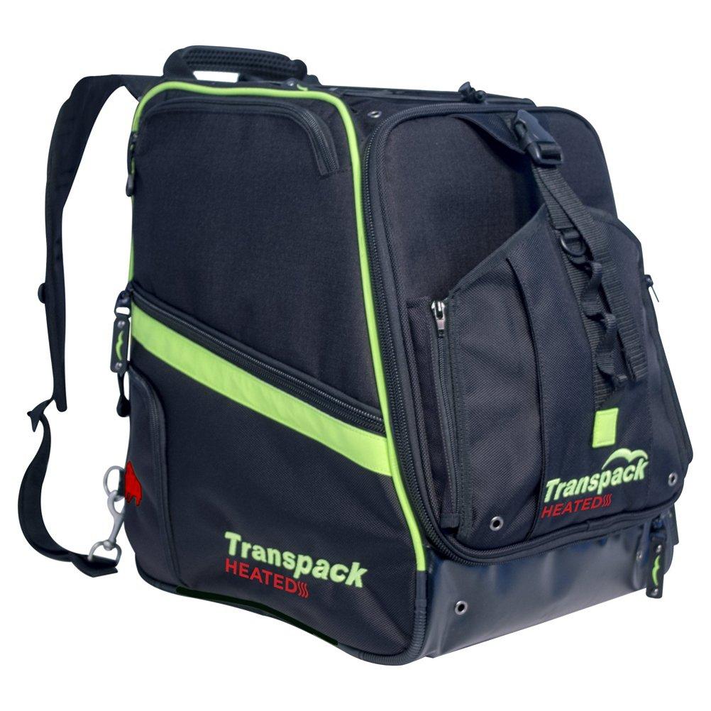 Transpack Heated Boot Pro B015TD6MWW Black Lime Black Lime