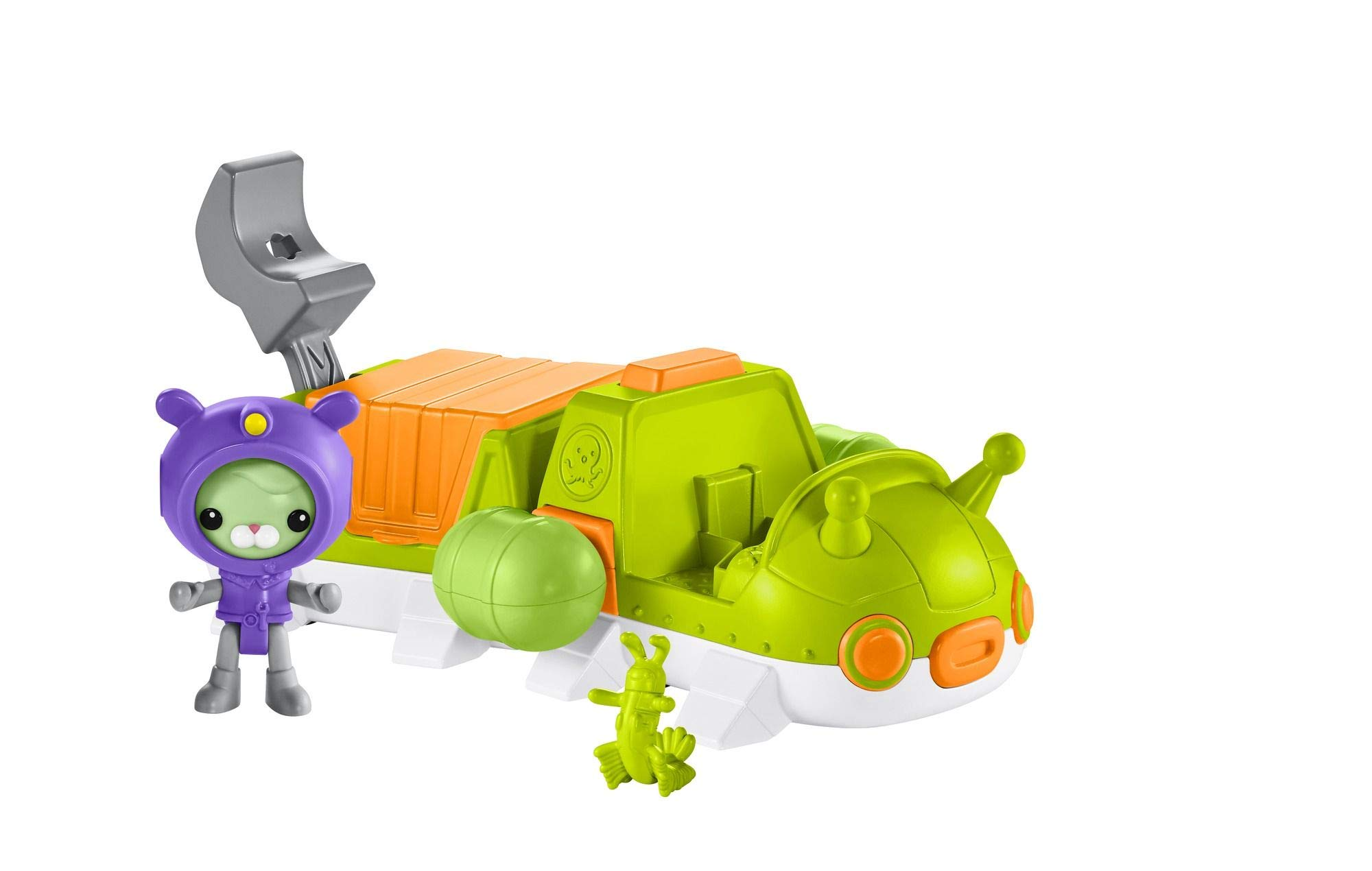 Fisher-Price Octonauts Gup-V & Tweak Vehicle