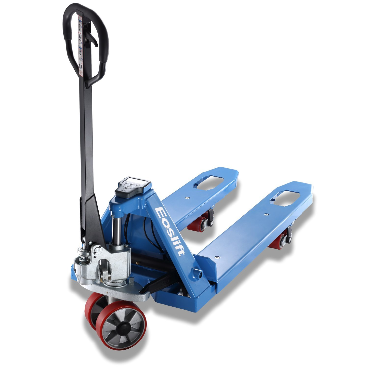 Eoslift E20V Value Scale Pallet Truck 27X48'' 4400lb. Capacity by Eoslift