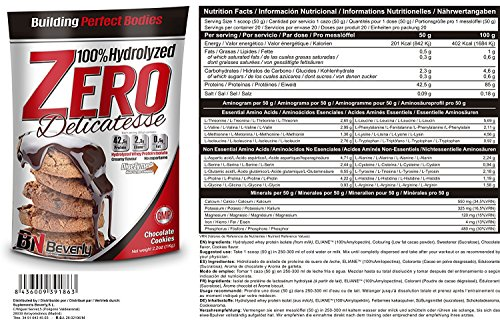 Beverly Nutrition For Absat40 Hydrolysed Whey Anabolic Protein Professional Muscle Growth Mass Gainer Delicious Chocolate cookies 1kg by Beverly Nutrition (Image #1)