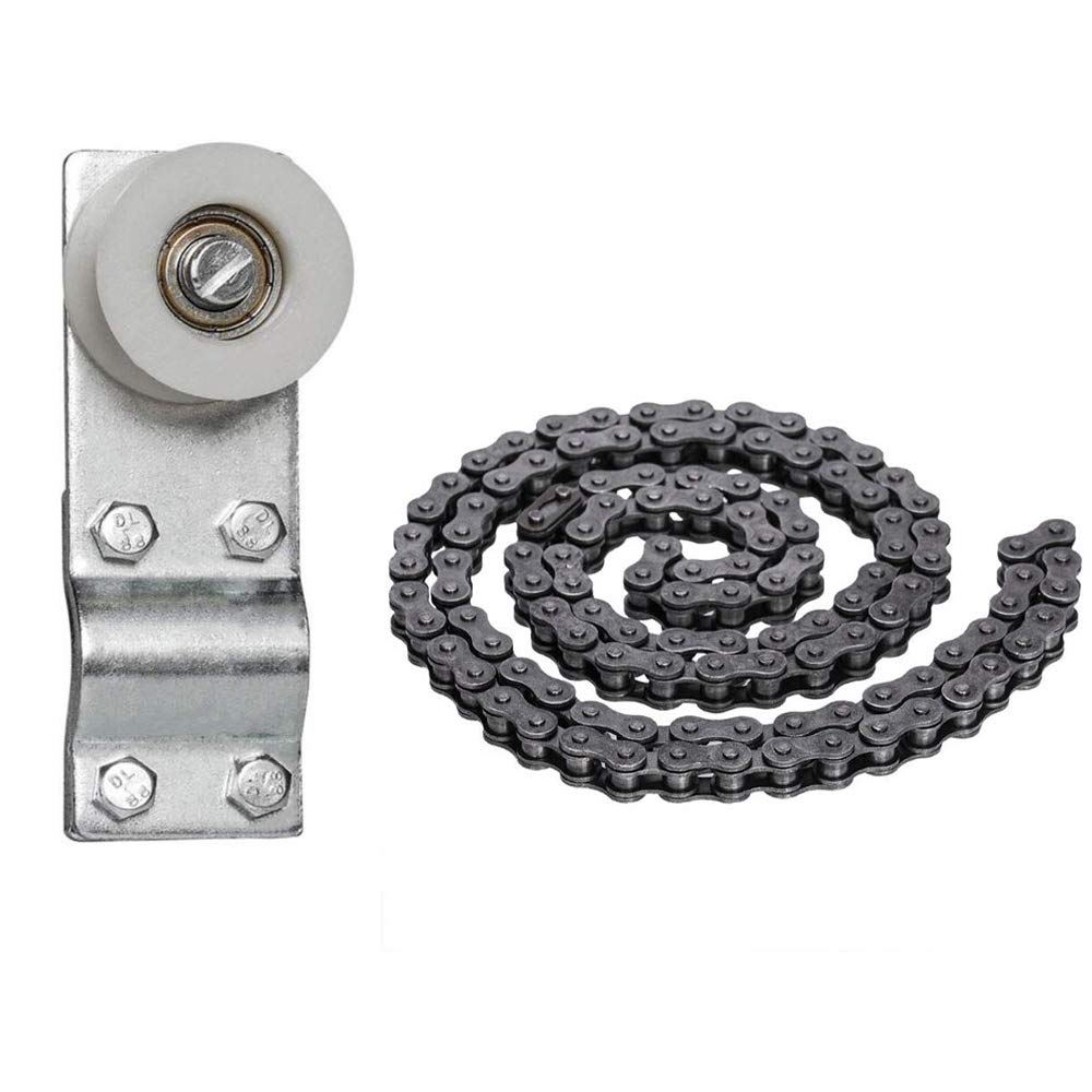 VideoPUP 415 Chain and Bike Chain Tensioner Roller Idler Fit for 49cc 60cc 66cc 80cc 2-Stroke Engine Motorized Bicycle Bike Part-2Pack by VideoPUP