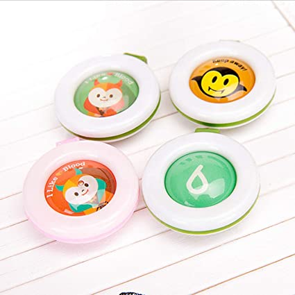 Amazon Com Best One Pc Mosquito Repellent Clip Patch Insect