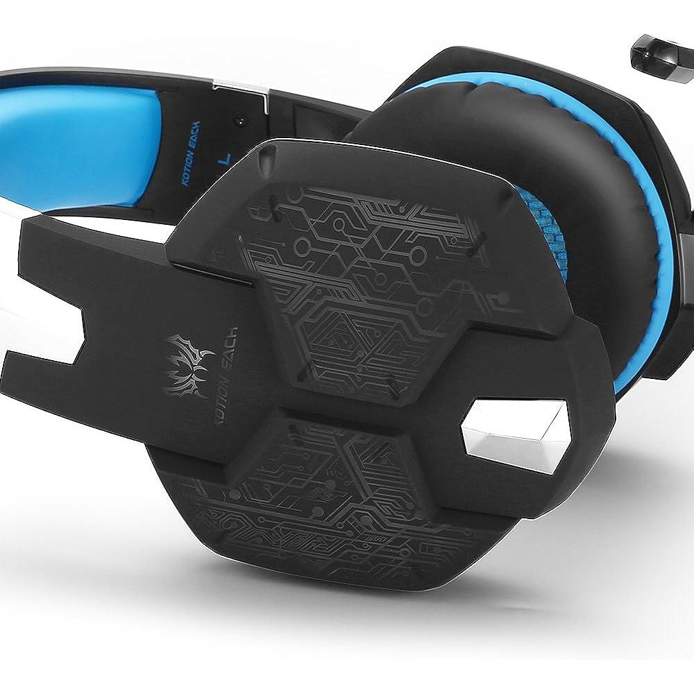 Gaming Headsets gibt es in unterschiedlichen Farben und Designs.