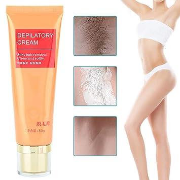 Crema depilatoria, hidratante suave Crema depilatoria para las ...