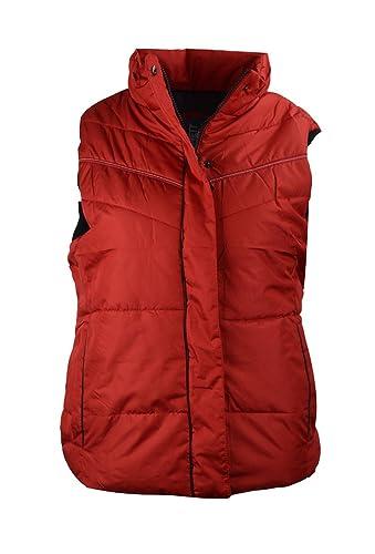 Señoras sin mangas de invierno el viento y el agua a prueba de chaqueta