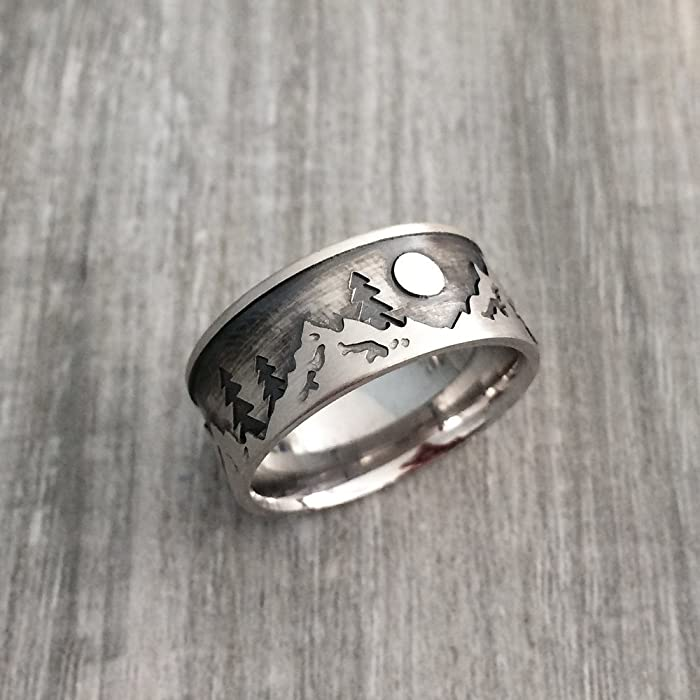 Top 9 Nature Landscape Ring