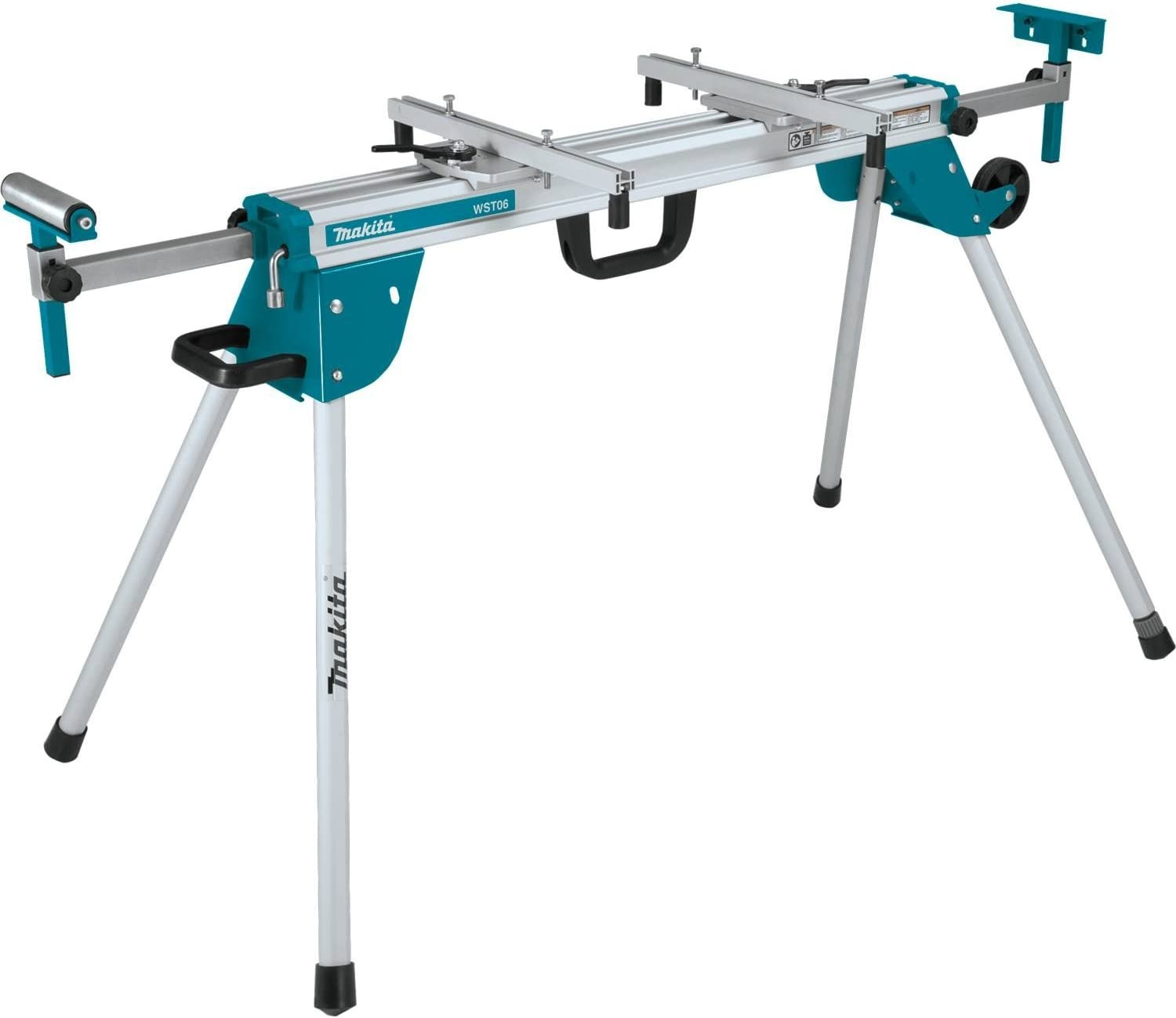 Best miter saw stand: Makita WST06 Compact Folding Miter Saw Stand