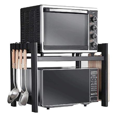 LIANGJUN especiero Estante De Cocina Microondas Electrodomésticos ...