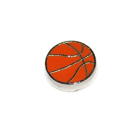 Baloncesto Flotante Locket Charm Old School Geekery marca Locket ...