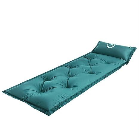 LHFJ Colchoneta Hinchable para Dormir 2.8 cm de Espesor de ...