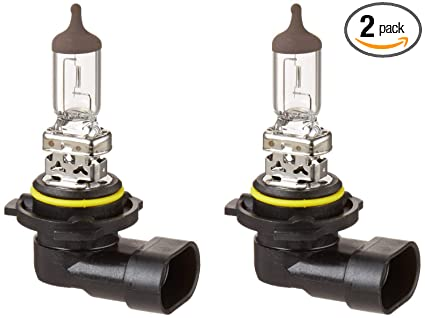 Amazon SYLVANIA 9006 Basic Halogen Headlight Bulb Contains 2