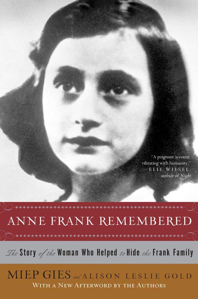 """Résultat de recherche d'images pour """"anne frank remembered"""""""