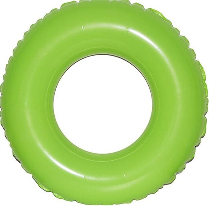Para niños adultos Plain hinchable exterior flotador PVC asas Toy de playa/piscina Plus épaissie: Amazon.es: Jardín