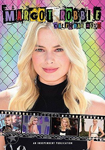 Margot Robbie Poster Calendar 2018