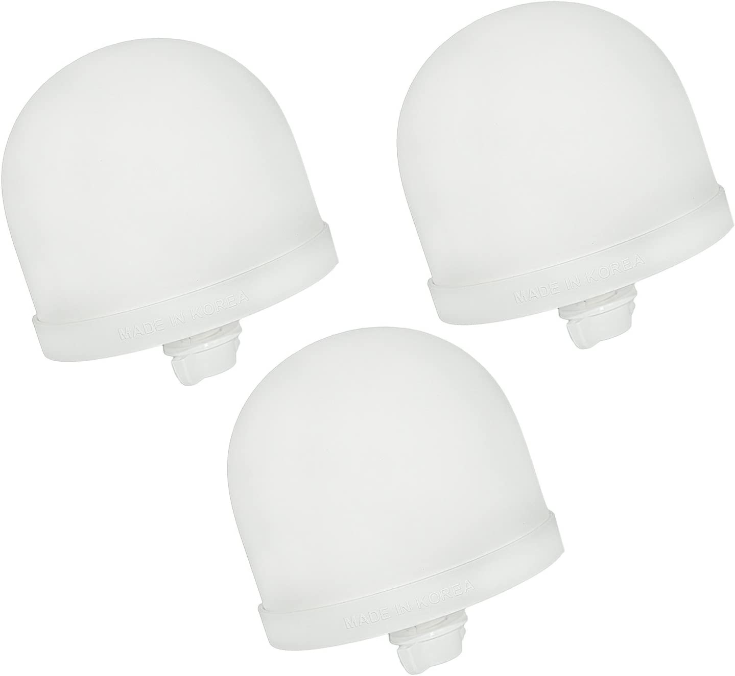 Aquaboon 3-Pack of Korea Ceramic Dome Replacement Water Filter for Zen Water Systems: Home & Kitchen