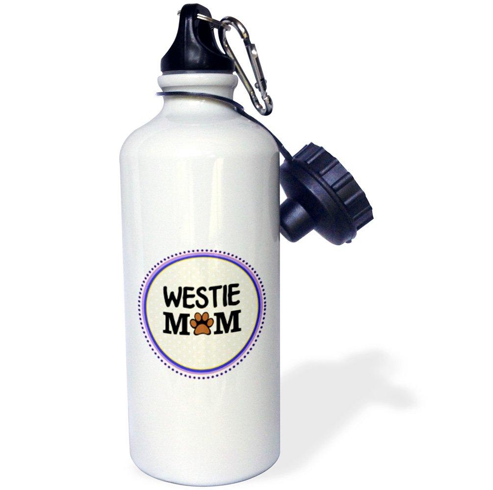 3D Rose wb/_153898/_2 Flip Straw Water Bottle 21 oz