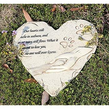Carson beadwork garden stepping stone pet - Personalized garden stepping stones ...