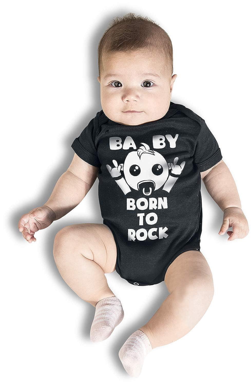 Baby Born To Rock Body Noir