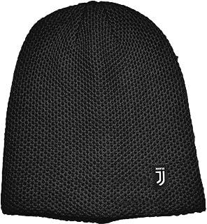 Berretta Ufficiale Juventus 2017//2018 Nuovo Logo Nera Adulto Prodotto Ufficiale