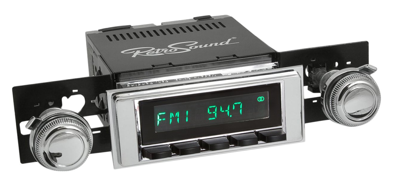 Retro Manufacturing LCB-117-120-03-73-B Car Radio