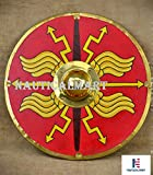 Roman Parma Shield - Red