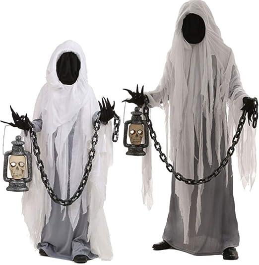 Voolok Disfraz de Fiesta de Carnaval de Halloween de 2 Piezas ...
