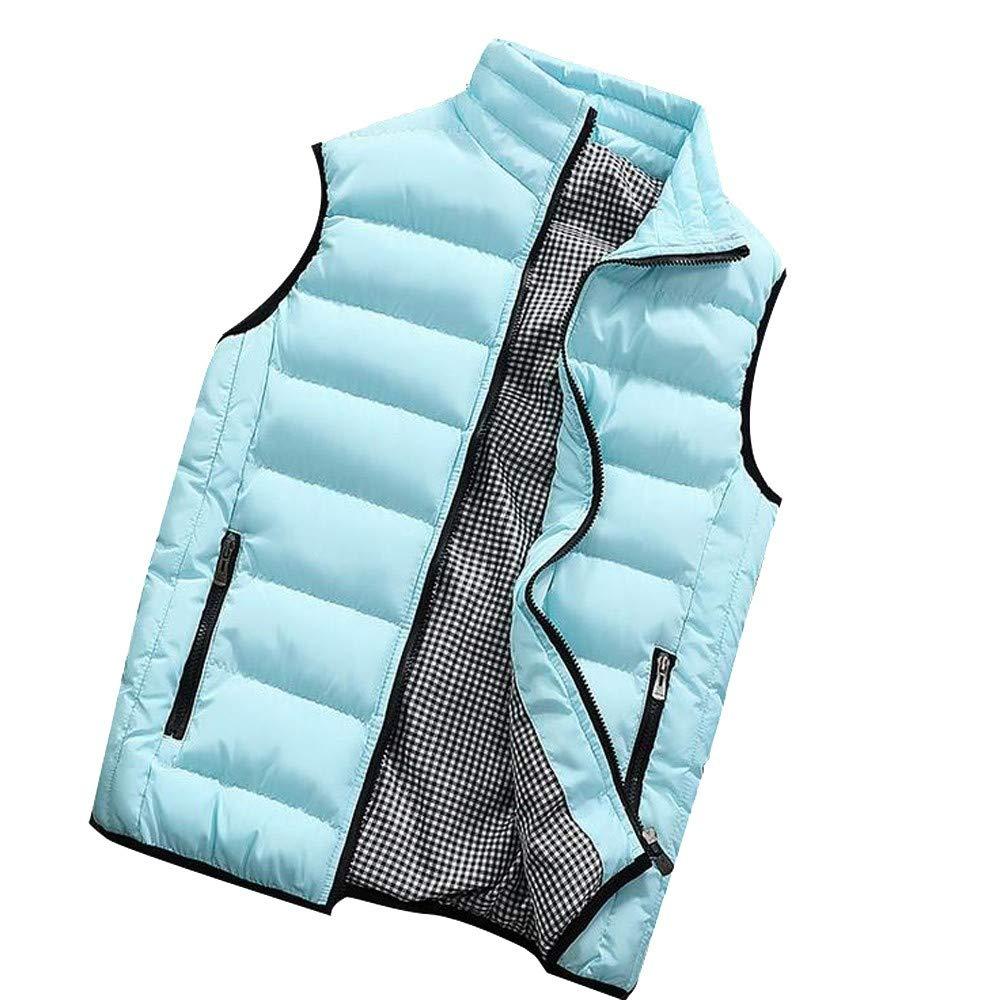 QBQCBB Men Autumn Winter Coat Padded Cotton Vest Warm Thicken Tops Casual Jacket QBQCBB Shirt1333 QBQCBB 1333