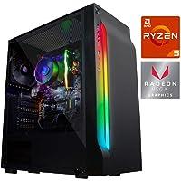 Pc Gamer Xtreme AMD Ryzen 5 3400g 8gb 1tb 240gb Ssd Gráficos Vega 11