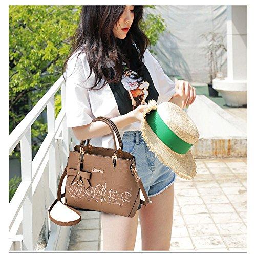 Jund Le Donne Per Cachi Blu Tote Bag Scuro qPqw1pSzx