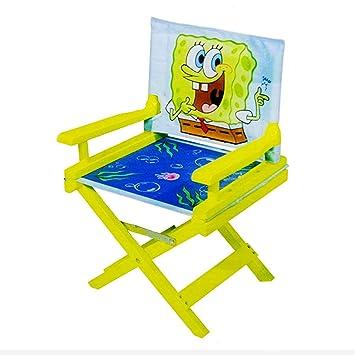 PETITE chaise cinéma Bob l\'éponge pour jeune enfant - Fauteuil ...