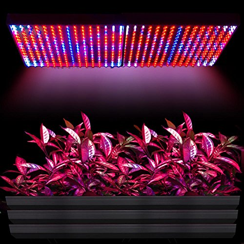 225 Led Plant Grow Light Panel Red Blue Hydroponic Lamp - 5