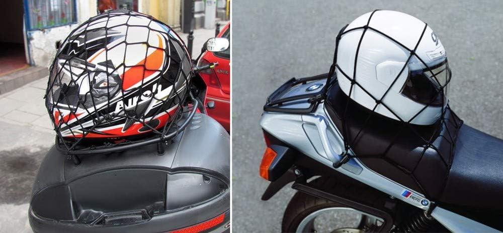 Fahrradkorbgep/äcknetz Motorrad Gep/äcknetz Transportnetz Fahrrad Moped 4106