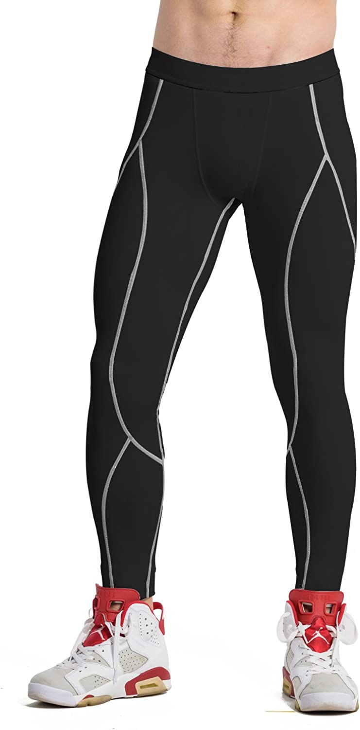 Houmous Mens Soft Fleece Compression Performance Long Top /& Bottom Thermal Underwear Baselayer