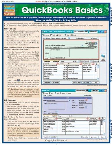 quickbooks-basics-quick-study-computer