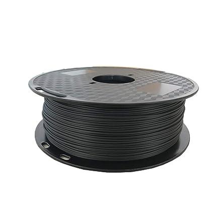 Fibra De Carbono Filamento 1.75 Mm/Filamento De Impresión 3D ...