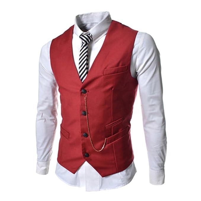 Hombre Comercial Blazer Chaqueta Slim Fit Vestir Formal ...