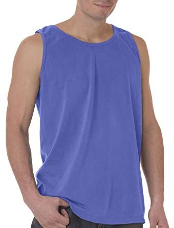bd22e1c0c3f4fa Chouinard Adult Garment-Dyed Tank Top