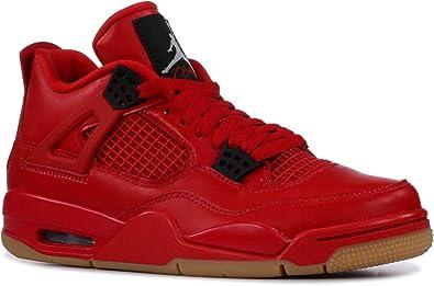 great quality 50% price best service Nike WMNS Air Jordan 4 Retro Nrg, Chaussures de Fitness Femme ...