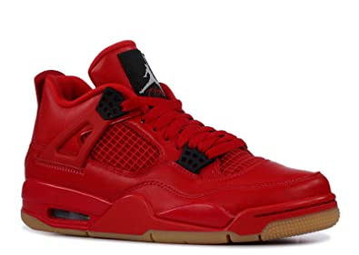 d99687e8ce3fd Amazon.com | AIR Jordan 4 Retro NRG Womens -AV3914-600 | Basketball
