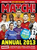 Match Annual 2013, Match Magazines Staff, 0752227475