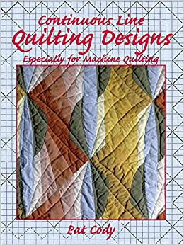 Continuous Line Quilting Designs Especially For Machine Quilting