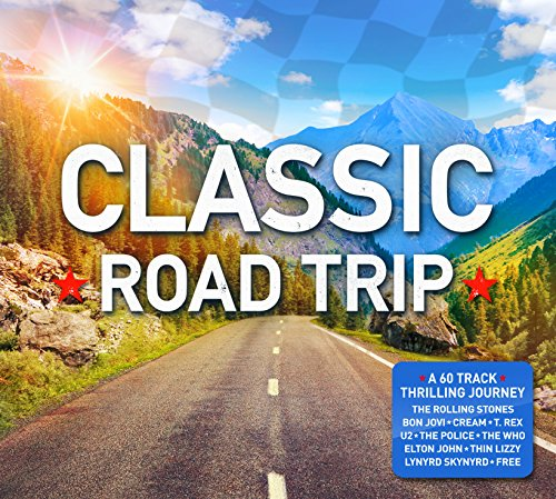 Classic Road Trip / Various (Best Road Trip Cds)