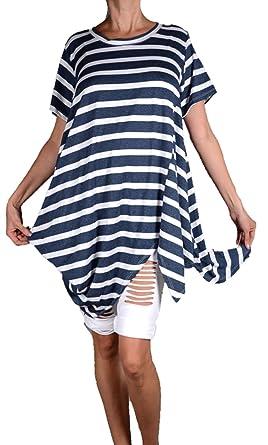 Kleid gestreift maritim