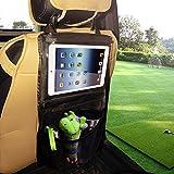 Creation® Stockage de Voiture & Backseat Organizer - Support iPad   Eco Matériau   Must Have Accessoires Voyage bébé et jouets pour enfants Stockage