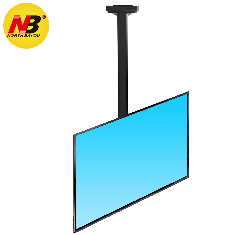 North Bayou T3260 – Deckenhalterung für Monitor, schwarz