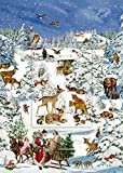 Coppenrath 'Animals in the Snow' with Lenticular
