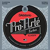 D'Addario EJ45FF Nylon Classical Guitar Strings, Custom
