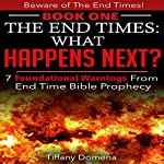 The End Times: What Happens Next?: 7 Foundational Warnings from End Time Bible Prophecy | Tiffany Domena