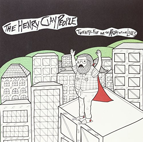 Vinilo : The Henry Clay People - Twenty-five For The Rest Of Our Lives (LP Vinyl)