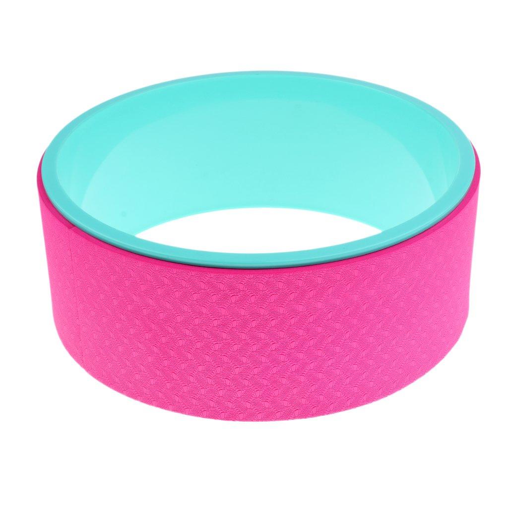 Sharplace Yoga Rad 33cm Ideal für für für Pilates und Yoga – zur Verbesserung der Flexibilität Bei Yogaübungen B078SGC8F4 Daisy Chains Jahresendverkauf 42358b